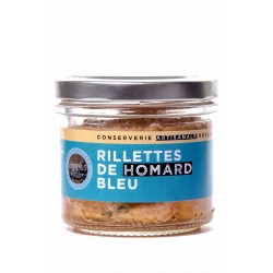Rillettes de homard bleu 90 g