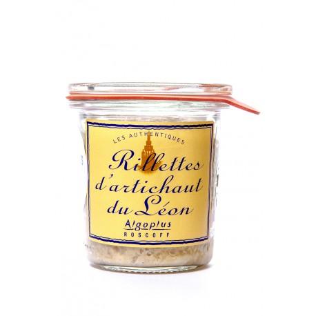 Rillettes d'artichaut du Léon 100 g