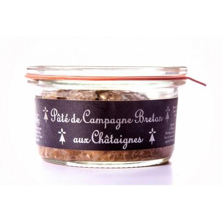 Pâté de Campagne aux Châtaignes 110 g