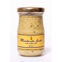 Moutarde forte à la salicorne 100 g