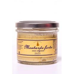Moutarde forte aux algues 100 g