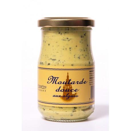 Moutarde douce aux algues 200 g