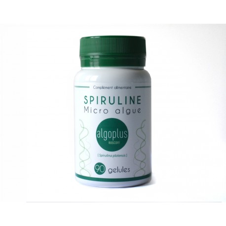 compl ment alimentaire spiruline 90 g lules. Black Bedroom Furniture Sets. Home Design Ideas