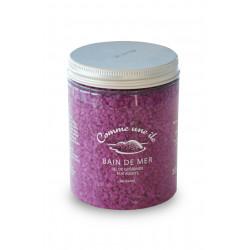 Bain de mer Sel de Guérande aux algues (rose) 300 g