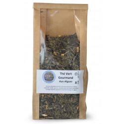 Thé Vert Gourmand aux Algues 100 g