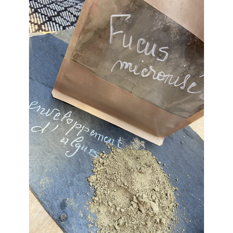 Fucus Micronisé 100% Naturel