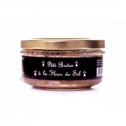 Pâté Breton à la Fleur de Sel 135 g