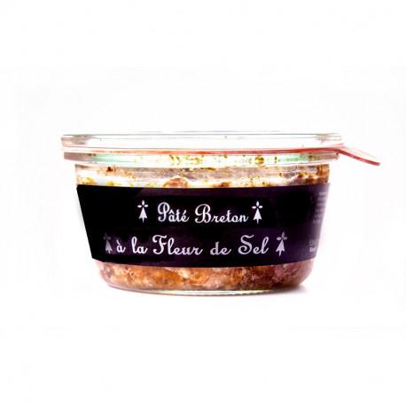 Pâté Breton à la Fleur de Sel 200 g