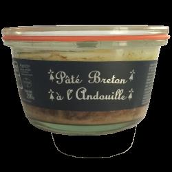 Pâté Breton à l'Andouille 200 g
