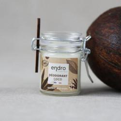 Déodorant Endro baume naturel Noix de Coco 50ml