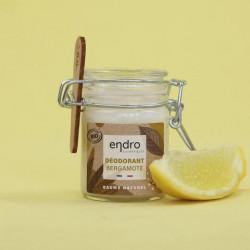Déodorant Baume Naturel Bergamote - Arbre à thé 50ml