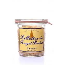 Rillettes de Rouget Barbet 100 g