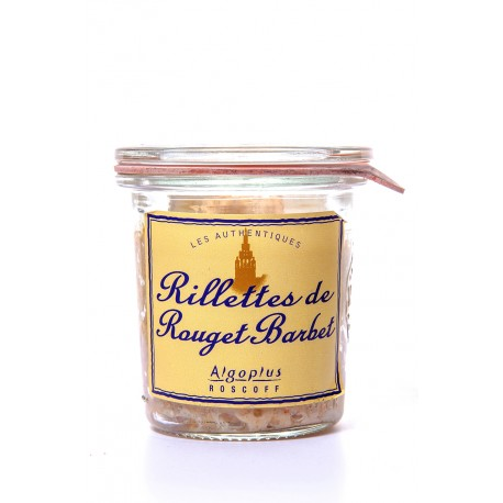 Rillettes de Rouget Barbet 105 g