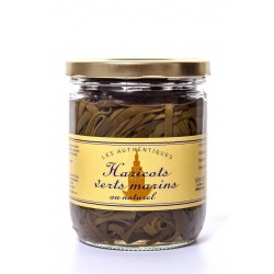 Haricots verts marins au naturel 458 ml